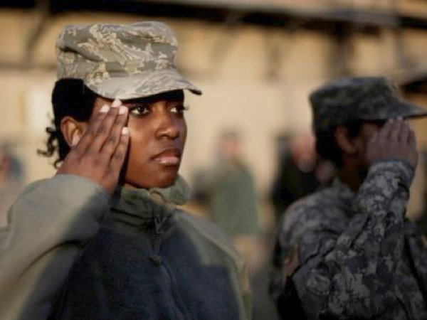 U.S. Military Relaxes Ban on Natural Hair