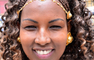 ethiopian woman - creative commons photo