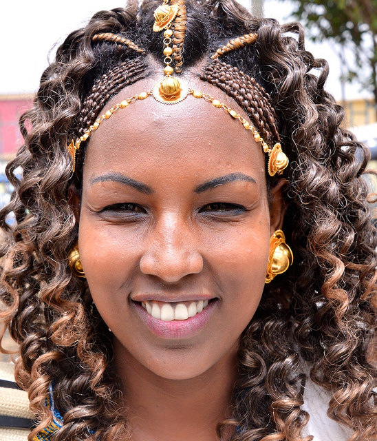 Ethiopian Hair Style How To Get Beautiful Ethiopian Braids