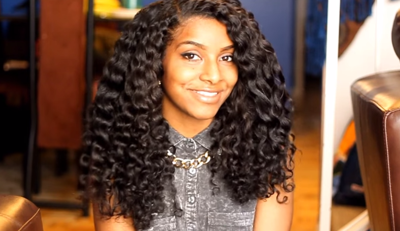 Dried Natural Hair Hergivenhair Throughout Dry Hairstyles For