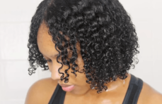 Curly Hair Wash Day Routine