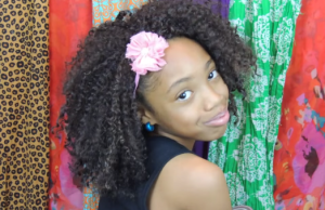 Kid Styles Crochet Braids