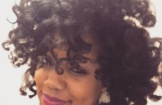 Chunky Twist Out Tutorial