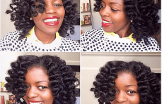 How to Get Perfect Bantu Knot Out Curls