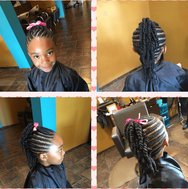 Awesome Natural Hair Styles That You Should Try Short Hairstyles Gunalazisus