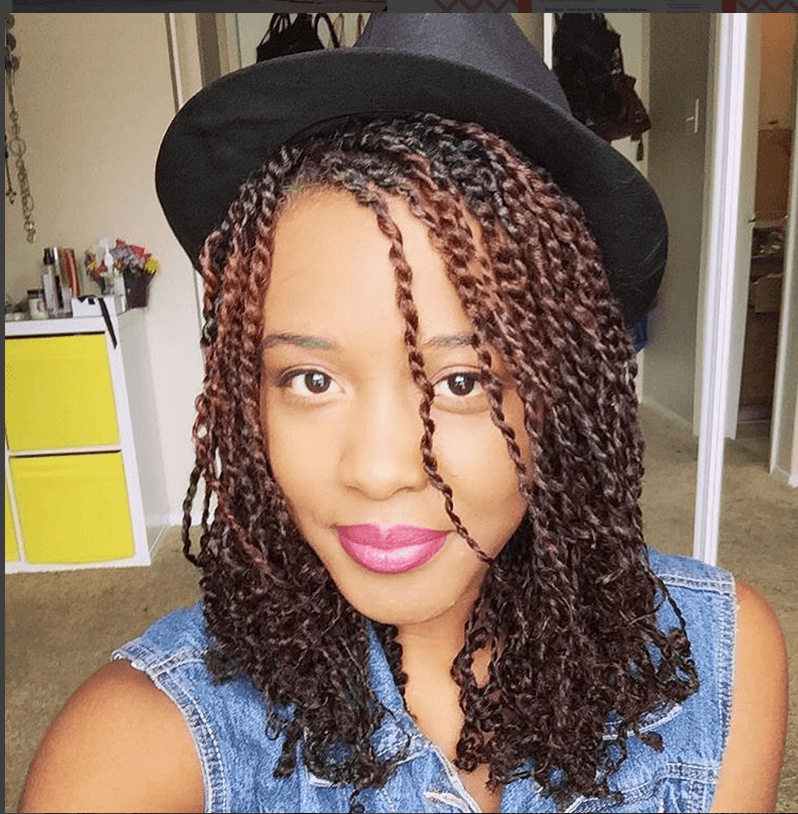 Easy To Wear And Style Mini Twists