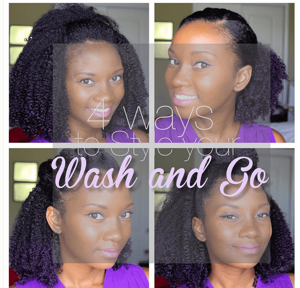 13 Natural Hair Styles You Must Try
