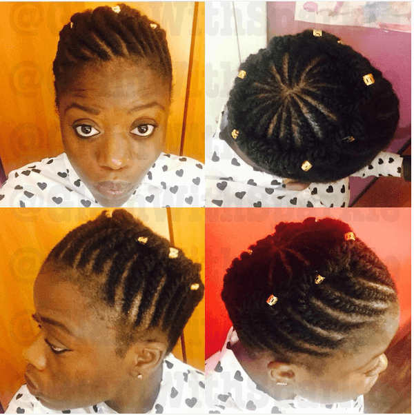 How to Style Dreadlocks