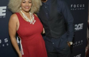 Stephan James and Kim Fields - 2-1-2016 Race screening-resized