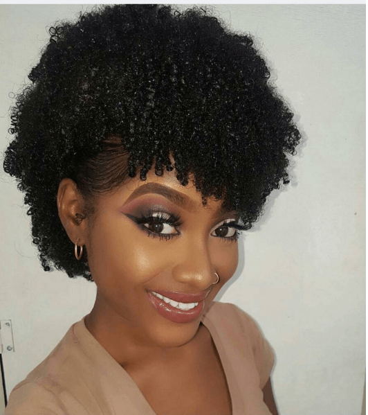 Top 5 Sexy Natural Hairstyles A Man S Perspective Natural