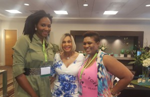 Anashay, Miss Robbie, and Lisa Gee - Courtesy of ConnectingYOUto PR Firm