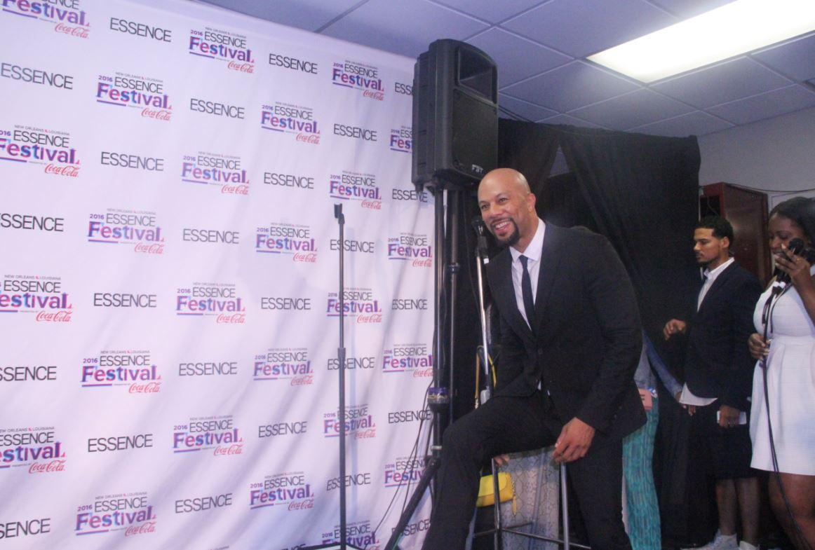 41 - Common at Essence Fest 2016 - Photo Credit ConnectingYOUto PR Firm
