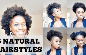 naturallychizy 5 natural styles
