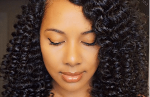 naturallychea wand curls with flexi rods