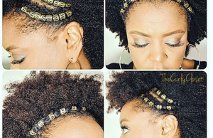 thecurlycloset 9 Holiday Styles