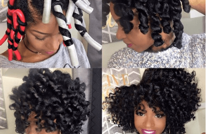 kishmykurls flexi rod set