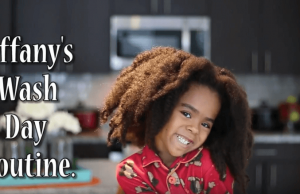 simplysimsfamily tiffanys wash day routine for kids