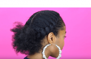 rayann410 flat twists ponytail