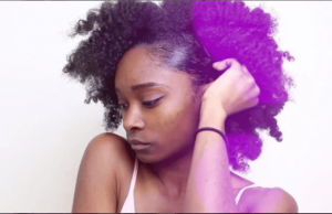 amytarie natural hair braid out