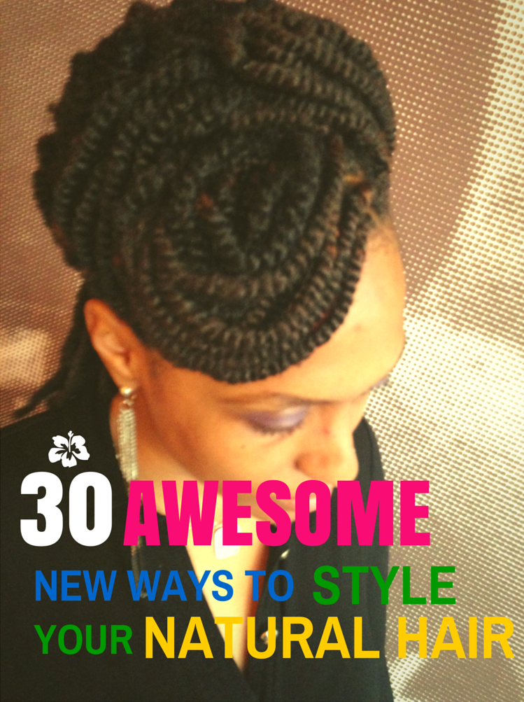 ways to style natural hair 30 awesome new ways to style your hair 1330 | mediaimage 2 1
