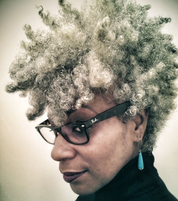 tapered curly fro