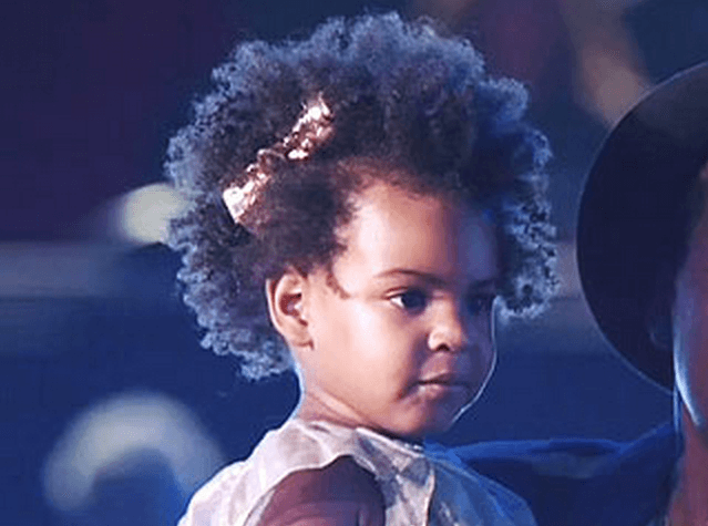 blue ivy carter age