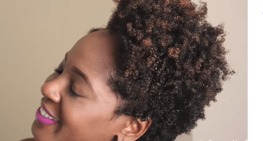 Define Coils on Your Natural Hair