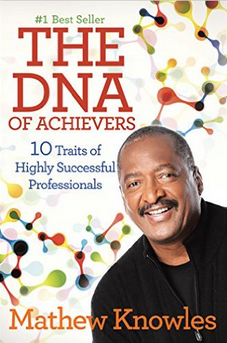 The DNA of Achievers - New book cover