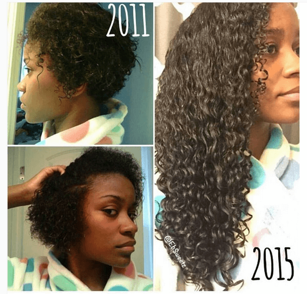 Natural Hair Care Regimen B