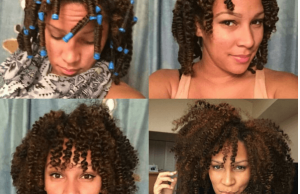 twist and curl