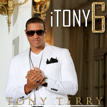 Tony Terry album cover