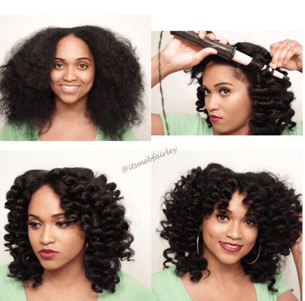 how to keep curls defined