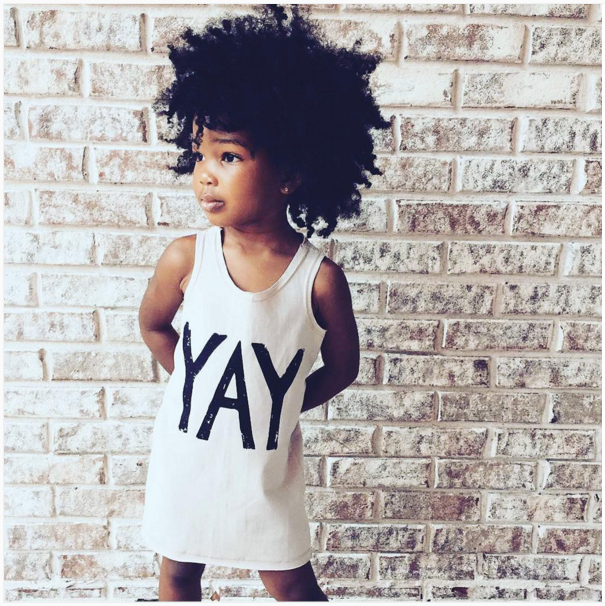 7 of the Cutest Natural Hairstyles for Young Girls