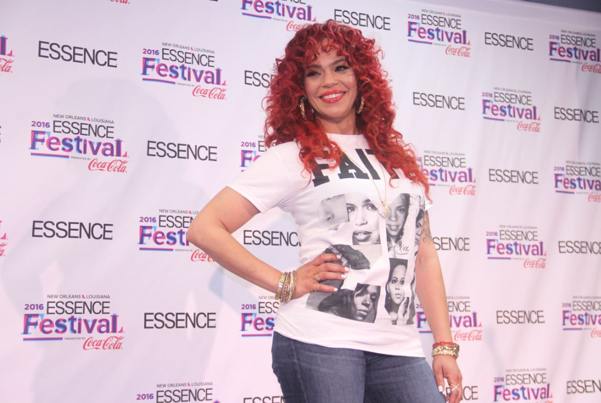 Faith Evans at Essence Festival 2016- Photo Credit ConnectingYOUto PR Firm