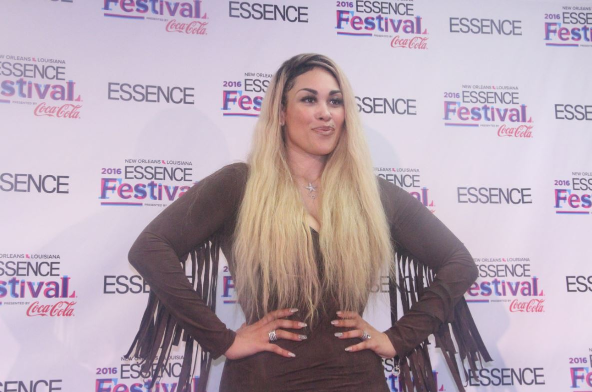 Keke Wyatt at Essence Fest - Photo Credit ConnectingYOUto PR Firm