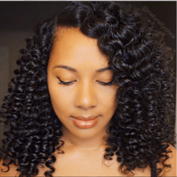 flexi rods hair styles heatless wand curls using flexi rods 1821