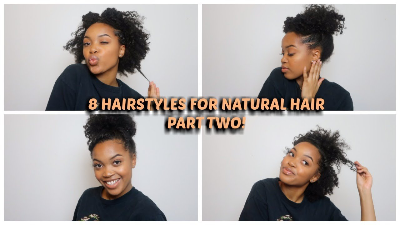 8 Poppin Hairstyles For Natural Hair 3c4a 2019
